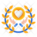 Humanitarian Award Award Winner Icon