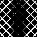 Humanoid Machine Mechanical Icon