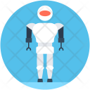 Humanoid Robot Robotic Icon