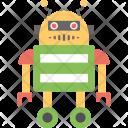 Humanoid Man Bionic Icon