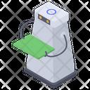 Humanoid Robot Assistant Humanoid Mechanical Human Icon