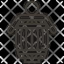 Humanpictos Barrel Man Icon