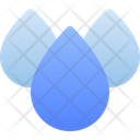 Humidity Water Icon