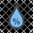 Water Temperature Water Temperature Icon