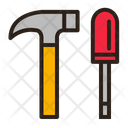 Hummer  screwdriver Icon