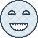 Humor Laughter Jocularity Icon