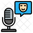 Humor Podcast Icon