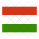 Hungary Flag Flags Icon