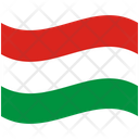 Flag Country Hungary Icon