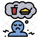 Hunger Hungry Starve Icon