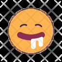 Delicious Hungry Emoji Icon