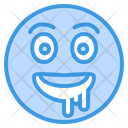 Hungry Drool Drooling Icon