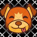 Hungry Emoji Emoticon Icon