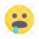 Hungry Drool Salivating Icon