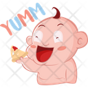 Hungry Baby Icon