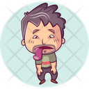 Hungry Man Icon