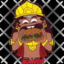 Hungry Ravana Icon