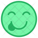 Hungry Smile Icon