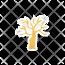 Hunted Tree Icon
