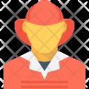 Hunter Huntsman Trapper Icon