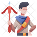 Character Rpg Hunter Icon