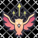 Rpg Hunter Archer Icon