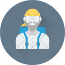 Hunter Huntsman Trapper Icon