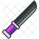 Hunter knife Icon