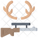 Hunting Rifle Pastime Icon