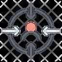 Hunting Targeting Aim Icon