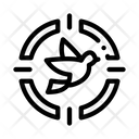 Flying Bird Gunpoint Icon