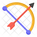Hunting Weapon Hunting Bow Hunting Equipment Icon