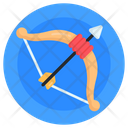 Bow Arrow Bow Hunting Bow Icon