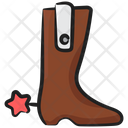 Ankle Boots High Boots High Shoes Icon