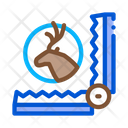 Deer Trap Tool Icon