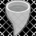 Hurricane Tornado Twister Icon