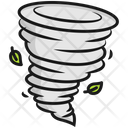 Hurricane Storm Tornado Icon