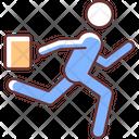 Hurry Run Rush Icon