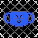 Hurt Mask Virus Icon