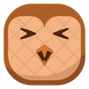 Hurt Taunt Owl Icon
