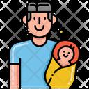 Husband Father Icon