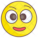 Hushed Emoji Hushed Expression Emotag Icon