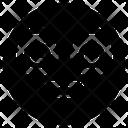 Hushed Emoticon Emoji Emoticon Icon