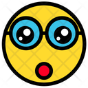 Hushed Face Icon