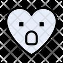 Hushedface Emoji Smiley Icon