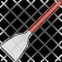 Husk Broom Cleaning Tool Household Broom Icon
