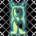 Husky Dog Pet Animals Icon
