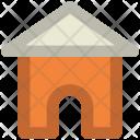 Hut Home Villa Icon
