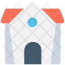 Villa Cottage Hut Icon