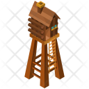High Hut Height Icon